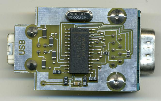 RS-232, совместимого по
