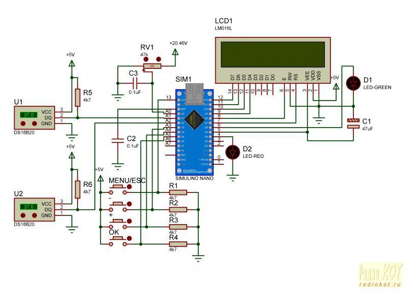 Using Arduino IIC / I2C Serial 32 LCD 2004 Module Display