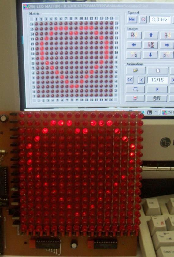 Светодиодная матрица своими руками фото 771