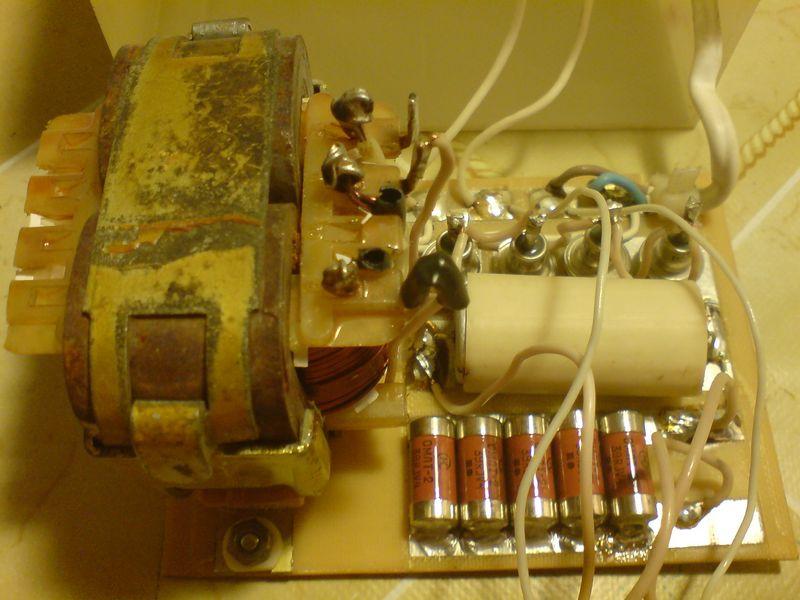 зарядное устройство на lm317 и tl431 - Интересные полезности.