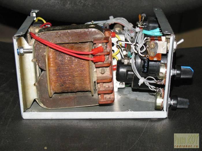 Зу для акб на полевых транзисторах