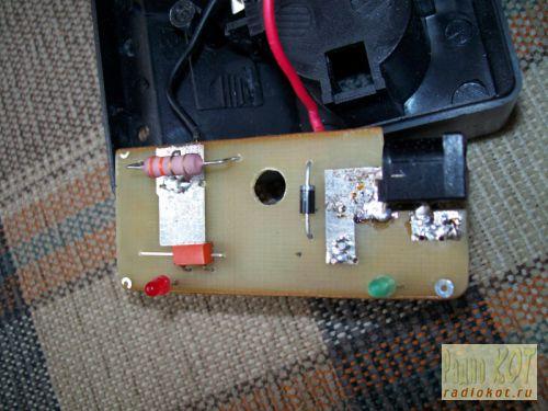 Схема зарядного устройства автомат для шуруповерта