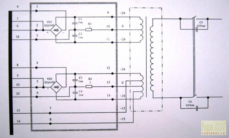 Форум радиокот • просмотр темы ремонт амфитон-50 ум 104с.