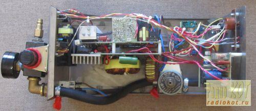 Схема инвертора для плазменной резки